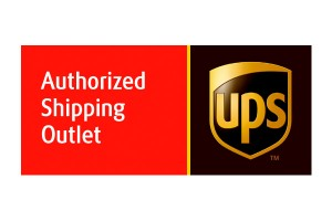 ups authorized shipping outlet graphic