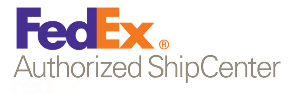 fedex authorized shipcenter graphic