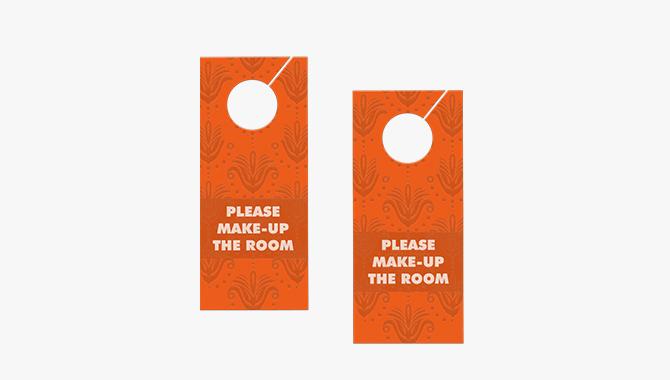 door hangers image